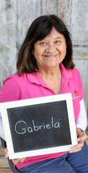 Meet the team - Gabriella