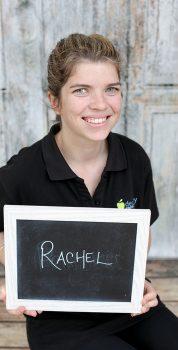 Meet the team - Rachel