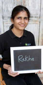 Meet the team - Rekha