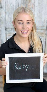 Meet the team - Ruby