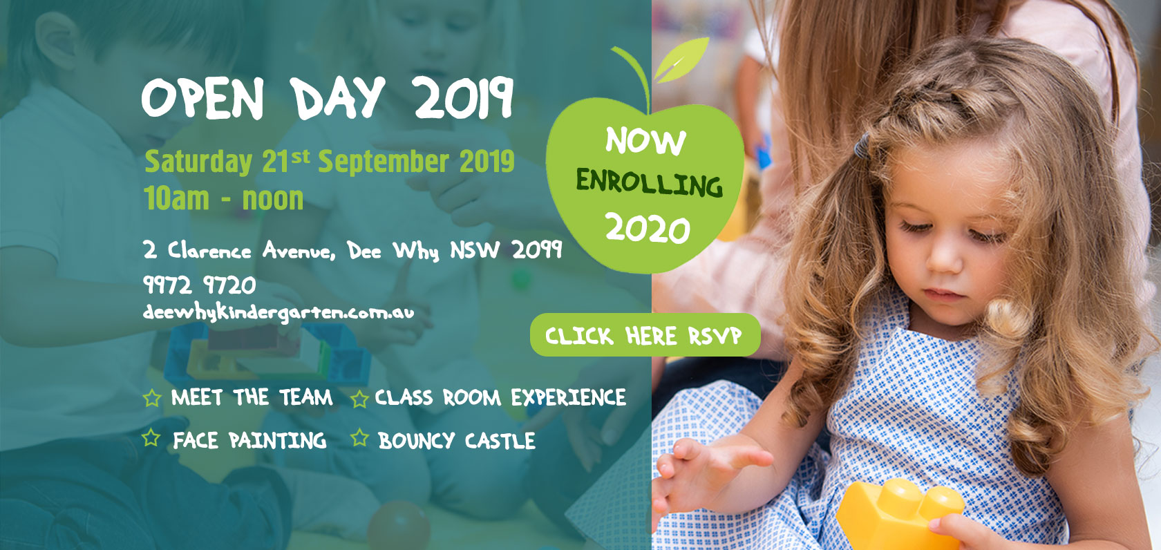 Child Care Dee Why - OPEN DAY 2019